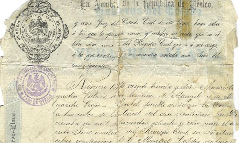 Obtención de Documentos</br>